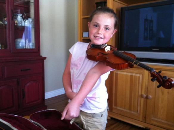 Abbie Violin