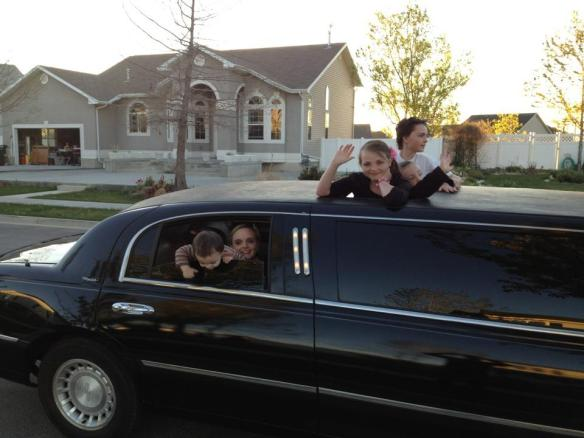 Girls Limo II